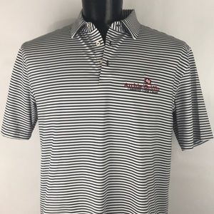Peter Millar Golf Shirt with Course Logo